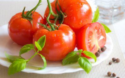 Soupe de tomates et chorizo