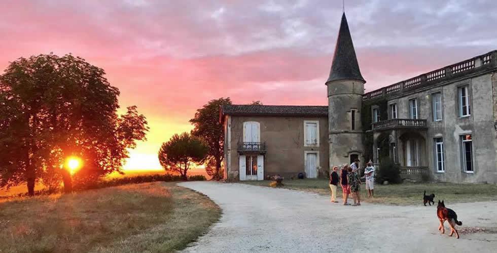 Château Le Sens - Les chais