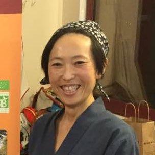 Chef cuisinière  japonaise
