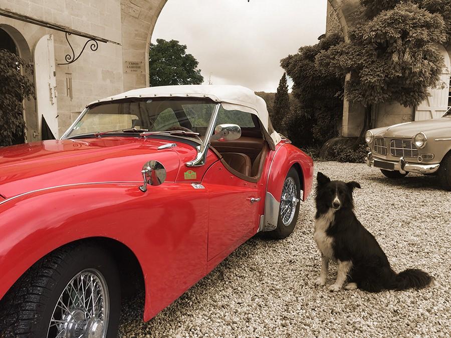 Rallye des Cadillac Côtes de Bordeaux