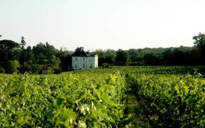Au cœur du Château Prieuré Canteloup