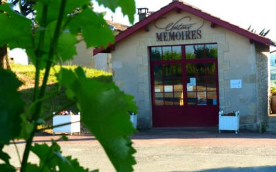 Bienvenue au Château Mémoires