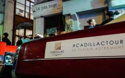 Cadillac Tour à Nantes