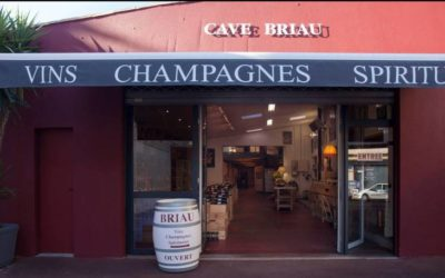 Cave Briau / Château de Marsan