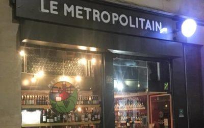 Le Métropolitain / Château Réaut