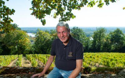 Jean Merlaut, une des 200 personnalités du vin en 2018