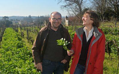 Le salon Millésimes Bio 2020, nos vignerons sont en place