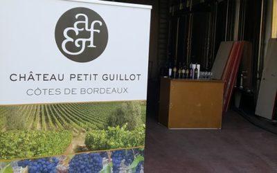 Château Petit Guillot au cœur des coteaux