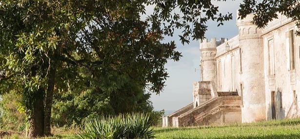 Le Château Haut Peyrat sur les hauteurs des Cadillac