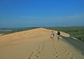 La Dune du Pilat, un site classé à visiter