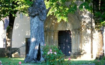 Cardan, village de l'AOC Cadillac Côtes de Bordeaux