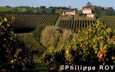 Donzac, Monprimblanc, Gabarnac villages des Grandes Côtes