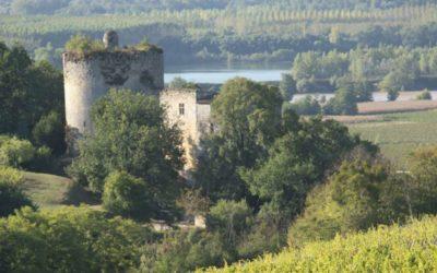 Langoiran, village en Cadillac Côtes de Bordeaux