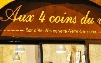 Aux Quatre coins du vin – Château La Rame