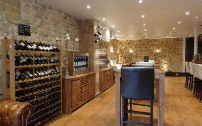 Aux quatre coins du vin / Château de Marsan