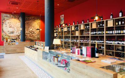 Pavillon des vins de Bordeaux / Château Lamothe de Haux