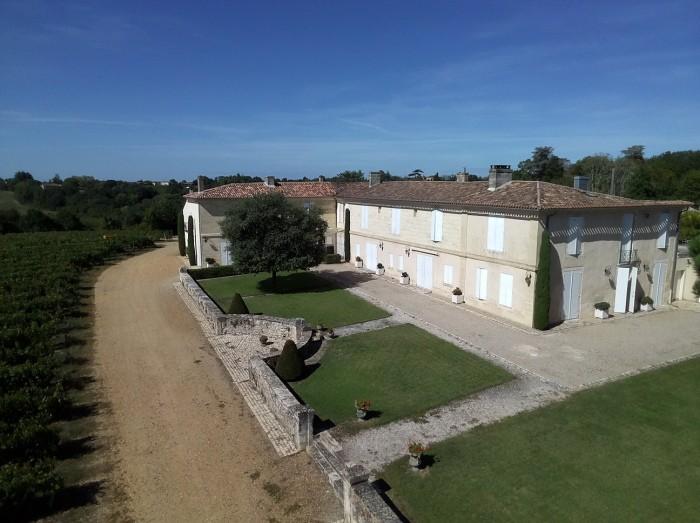 Château Nénine, une propriété Cadillac Côtes de Bordeaux